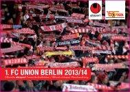 1. FC Union Berlin 2013/14