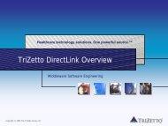 DirectLink - Middleware Software Engineering GmbH