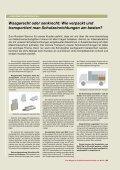 Broschüre Zaungast 01/09 - Brühl Schutzgitter und ... - Seite 5