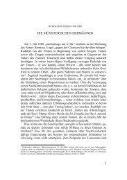 Kapitel 1 als PDF - Stiftung Rudolph von der Tinnen