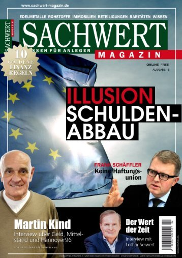 Sachwert Magazin online Nr 18