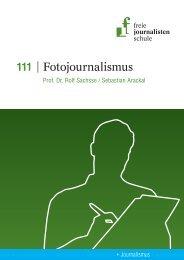 Leseprobe 111 - Freie Journalistenschule
