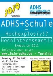 Symposium 2011 Poster.cdr - JoJo-ADHS