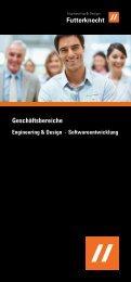 Geschäftsbereiche - Futterknecht . Engineering & Design