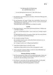 Verordnung über die Benutzung der Leihbibliothek Davos