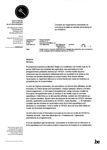 specim en - Fédération Horeca Wallonie