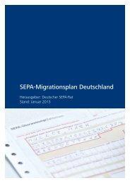 SEPA-Migrationsplan Deutschland - SEPA, Deutsche Bundesbank
