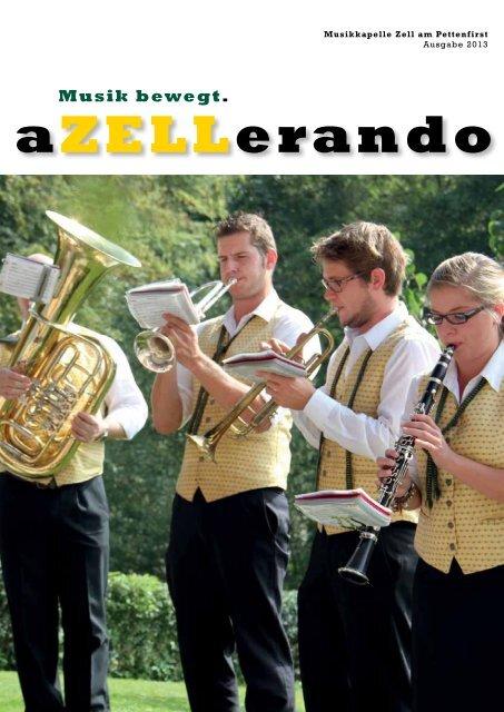 Download - Aktuelles - Musikkapelle Zell am Pettenfirst