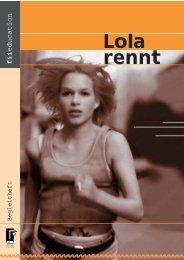 Lola rennt - Irish Film Institute
