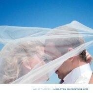 Hochzeitsfolder - Wolke 19