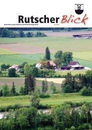 Rutscher Blick Juni 2013