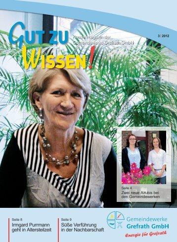 Irmgard Purrmann geht in Altersteilzeit Süße Verführung in der ...