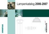 Lamp Catalogue 2006 - LTG Licht Technischer Großhandel LED ...