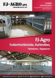 Tierbahren Kippkarren - FJ-Agro ApS