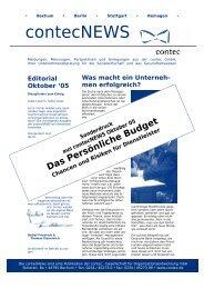 Das Persönliche Budget - VKIB.DE