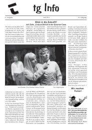Ausgabe 10-2 - Theatergemeinde Essen - Metropole Ruhr