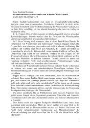PDF-TEXT - The Opensociety Web of Hans-Joachim Niemann