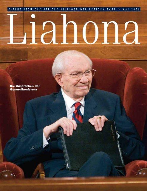 Mai 2006 Liahona