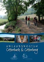 Broschüre der Verbandsgemeinden Otterbach & Otterberg