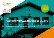 Maison individuelle, énergies de l'habiter - GDF Suez