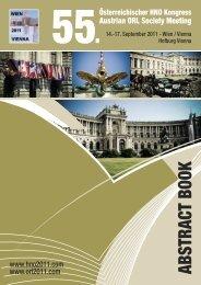 Abstractbook als PDF downloaden - hno kongress 2011