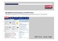 Klicken Sie, um das Titelformat zu bearbeiten - CHIP Online