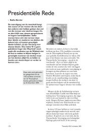 Presidentiele Rede.pdf - Theosofische Vereniging in Nederland