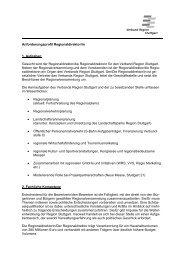 Anforderungsprofil Regionaldirektor/in 1. Aufgaben Gesucht wird ...