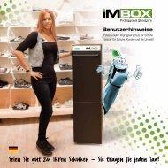 Imbox Bedienungsanleitung