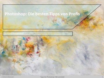 und Beispiele (~7MB) - Gerhard Middendorf