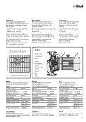 Pompy liniowe EBZ-V/EBZ-E - gical - Page 7