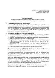 ORTSBILDBEIRAT Merkblatt für Gemeinden und ... - Gestaltungsbeirat