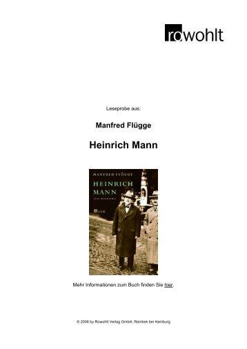 Heinrich Mann - Fuxx