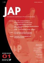 must know Quo vadis Juristenausbildung? EG-Beihilfenverbot und ...