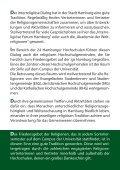 Friedensgebet der Religionen - Katholische Hochschulgemeinde ... - Seite 2