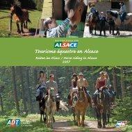 Tourisme équestre en Alsace