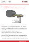 mage® flachdachsystem airtex® f-tr - MAGE Herzberg GmbH - Seite 2