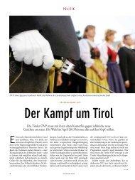 Der Kampf um Tirol - MIEMING TRANSPARENT