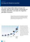 Digital dimmbare Vorschaltgeräte mit Multilampenmanagement - Seite 6