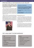 networking in der praxis tipps zur stellensuche how to dress to impress - Seite 3
