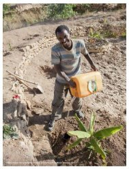 Kampf gegen Trockenheit in Äthiopien - Helvetas