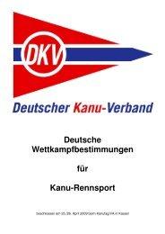 Wettkampfbestimmungen - www.vzm-online.de