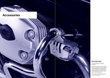 Accessories - REF Motorsport