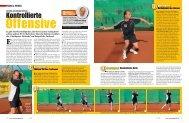 Kontrollierte Offensive - Patricio Sport Events
