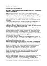 PDF download 2012-03 Main-Echo, Menschwerk - Metall-Künstler ...