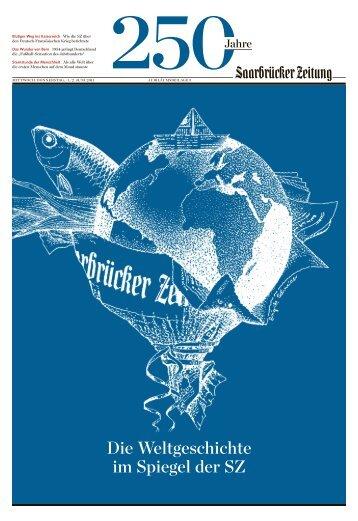 Download Now! - Saarbrücker Zeitung
