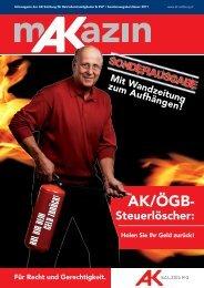 AK/ÖGB- - Arbeiterkammer