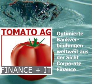 Optimierte Bankver- bindungen weltweit aus der Sicht Corporate ...