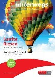Download PDF unterwegs 2012 Nr. 2 - Mitteldeutsche Regiobahn