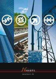 Geschäftsbericht 2010 - Nexans